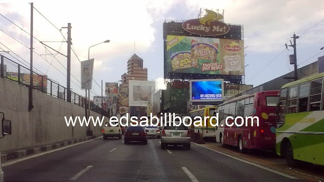 EDSA Billboard Rates in 2021 are going back to the levels of 2006