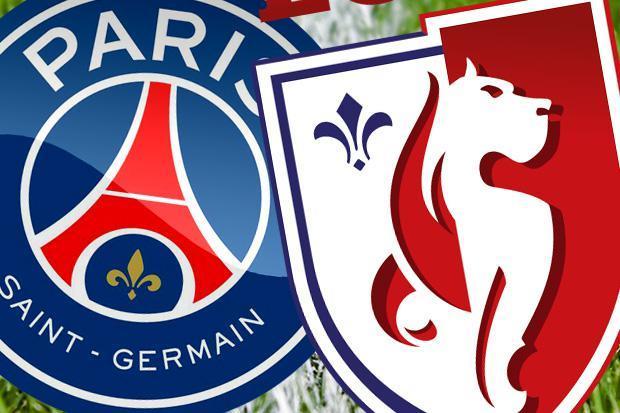بث مباشر مباراة باريس سان جيرمان وليل