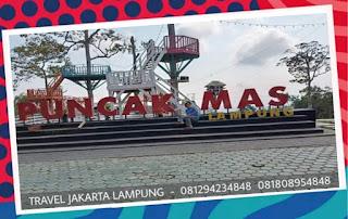 Jasa Travel Depok Ke Pringsewu Metro Bandar Lampung