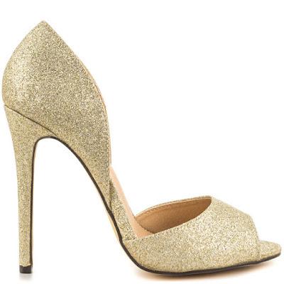 como arreglar zapatos dorados