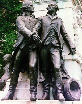 The Civil War Of The United States John Laurens Born