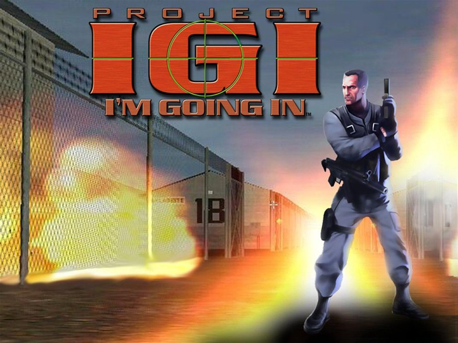 Project IGI Game Free Download Poster