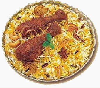 Chicken Recipe - Chicken BIRYANI