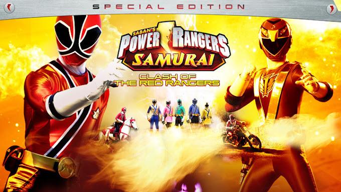 Power Rangers Samurai: Clash of the Red Rangers Subtitle Indonesia