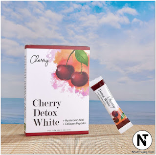 Cherry Detox White (01 hộp 12 gói, 1 gói 4g)