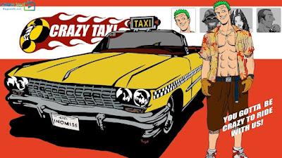 لعبة Crazy taxi