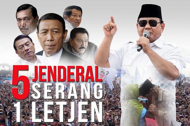 Inikah yang Dimaksud 'Perang Total' untuk Menjegal Prabowo?