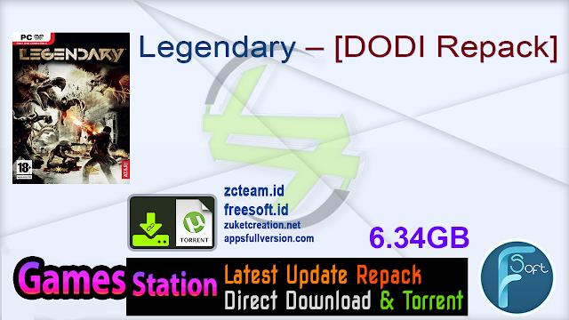 Legendary – [DODI Repack]
