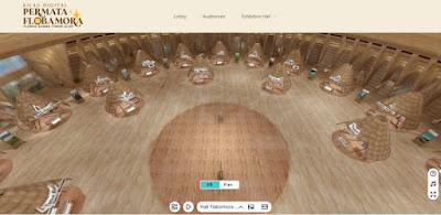 Hall Virtual Expo Expo Kemilau Permata Flobamora