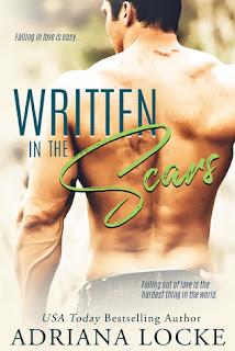 Written in the Scars by Adriana Locke