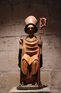 Saint Austremoine, Issoire, 63.