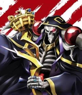 Anime Overlord, sinopsis Anime Overlord, penulis manga Anime Overlord, jalan cerita Anime Overlord, genres Anime Overlord, tokoh utama Anime Overlord, Anime mirip anime Overlord