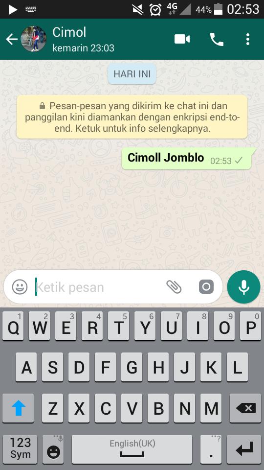 7 Cara Membuat Tulisan Unik Pada Whatsapp Dengan Mudah Panggulku