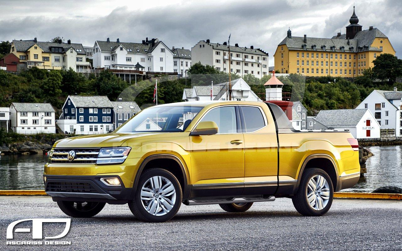 Volkswagen Atlas Pickup