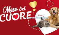 Logo Mese del cuore per gli amici a 4 zampe bisognosi: l'usato diventa per te un buono da 10€