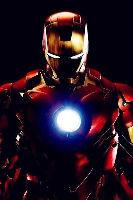 Iron Man phone wallpaper very cool
