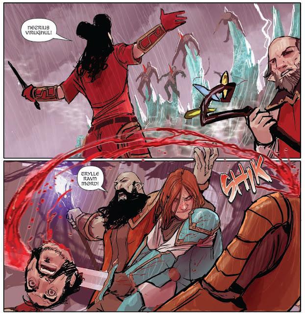 rat queens, tom 2, recenzja, non stop comics, komiksy