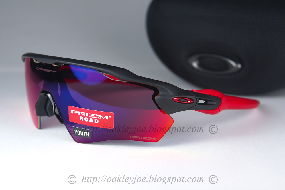 oakley radar path prizm road