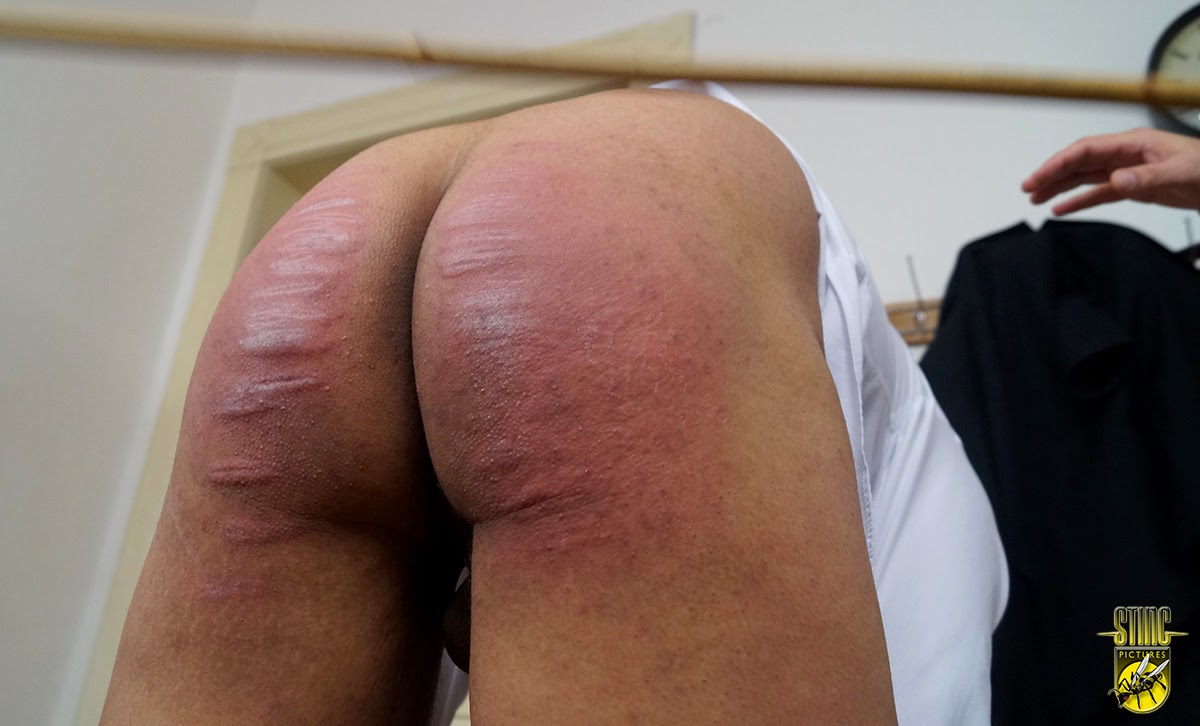 Sixth session spanking with bare hands 6