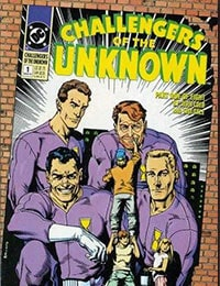 Challengers of the Unknown (1991)