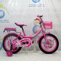 United Twist Sepeda Anak 16 Inci Pink