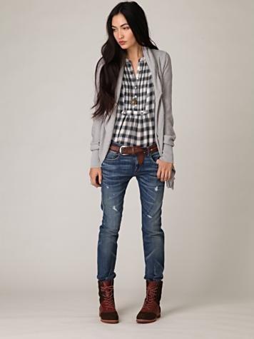 Style Fashionable Cewek Tomboy