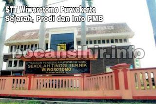 Sejarah, Program Studi, dan PMB STT Wiworotomo Purwokerto