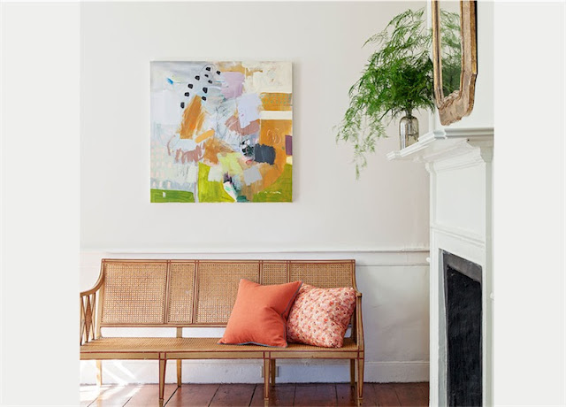 una casa con un interior de lo más original chicanddeco