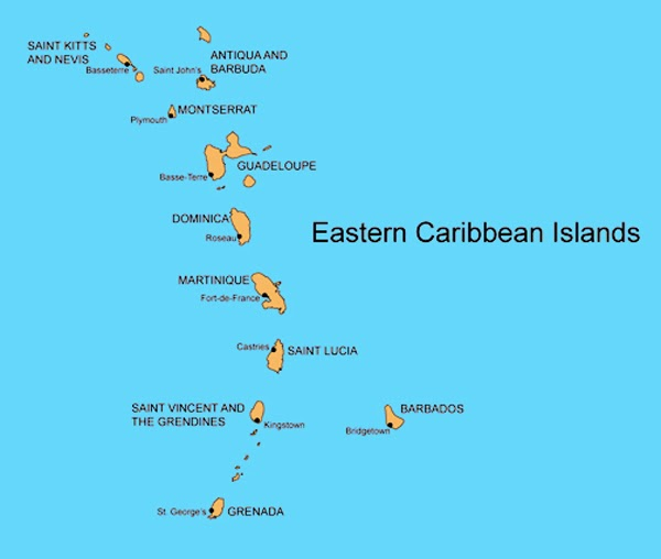 Best Time To Travel To Eastern Caribbean