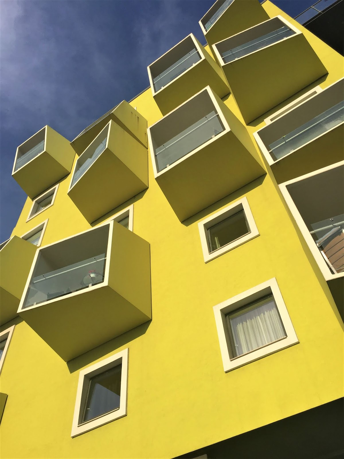 Gemini residence housing