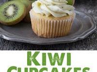 Kiwi Cupcakes Recipe
