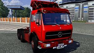 Mercedes NG1632