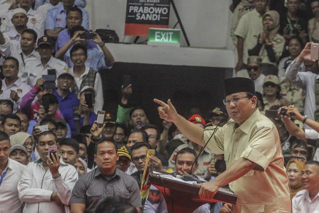 'Kebodohan' PDIP, Media Mainstream dan Warganet soal Pernyataan Prabowo