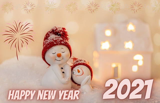 2021 New Year Images