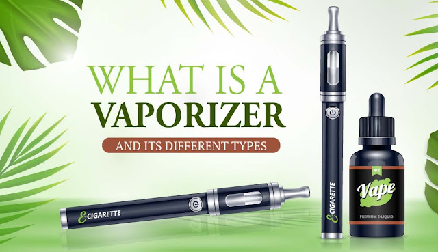 Understanding a Vaporizer and the Various Types Available #infographic