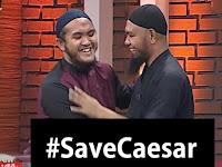 Alasan Caesar Joget Lagi dan Tagar SaveCaesar menurut Islam