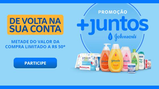 Promoção + Juntos Johnson's