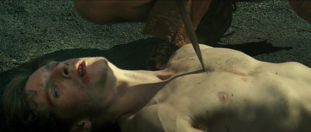 Omg He's Naked