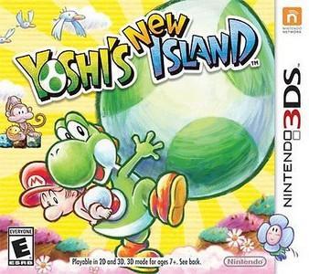 Rom Yoshi's New Island 3DS
