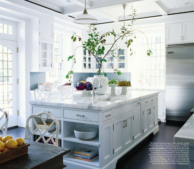 Designer Steven Gambrel S 8 Favorite Kitchen Designs: Hazardous Design: Hello My Future Kitchen
