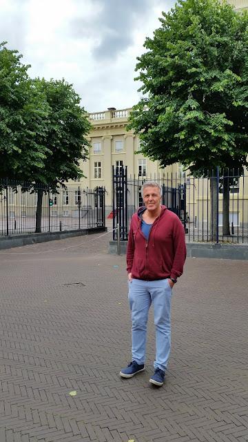 Alexander Tauscher in Den Haag