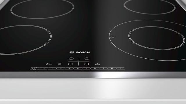 Bếp điện bốn Bosch PKF645FN1E