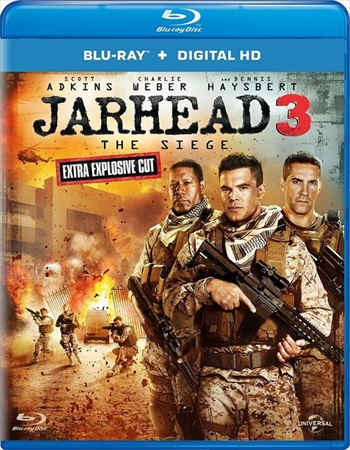 Jarhead 3 The Siege 2016 English 480p BRRip 300mb ESubs