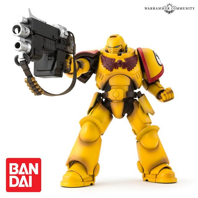 Figura Puño Imperial Ban Dai
