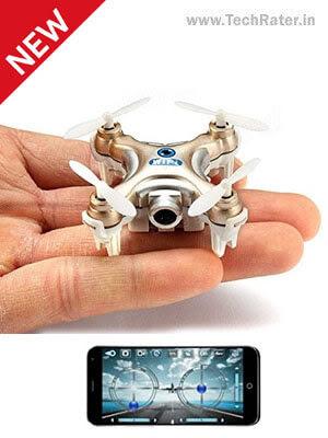 Mini RC Drone with Camera