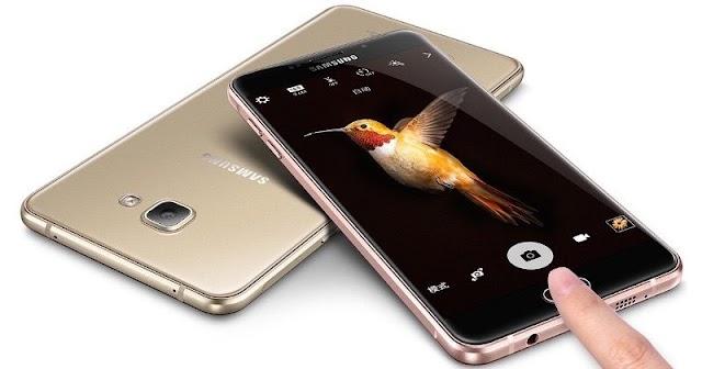 Spesifikasi dan Harga HP Android Samsung Galaxy C5
