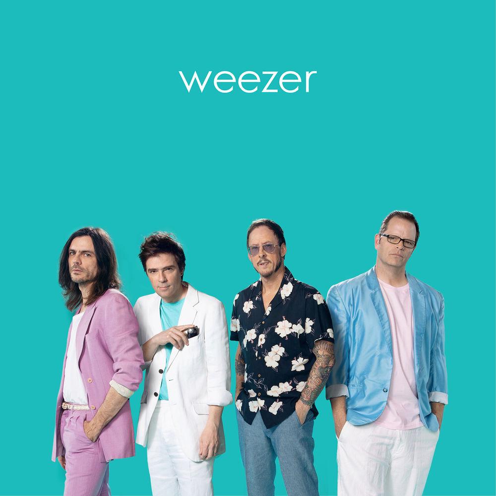 Weezer - Teal (2019)