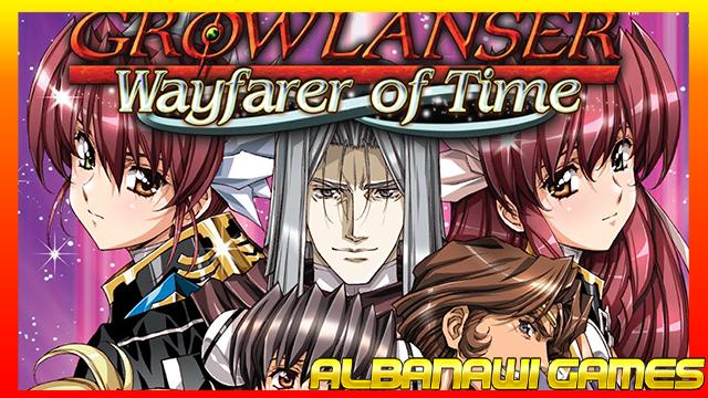 تحميل لعبة Growlanser – Wayfarer of Time لاجهزة psp ومحاكي ppsspp من الميديا فاير