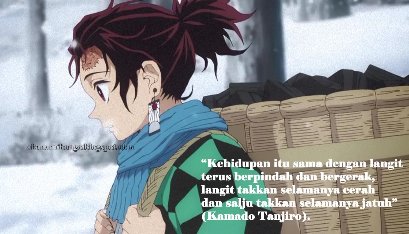 10 Kata Kata Mutiara Dalam Anime Kimetsu No Yaiba Demon Slayer