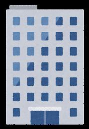 いろいろなビルのイラスト7